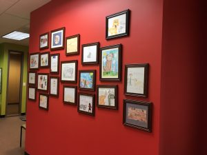 counseling office | children's art | Child Therapy Services | Early Childhood Wellness Place | Broomfield, CO